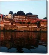 Prabhu Ghat Canvas Print