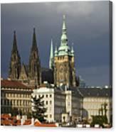Prague Castle Complex Canvas Print