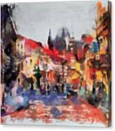 Prague Collection -1 Canvas Print
