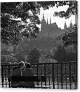 Prague II Canvas Print