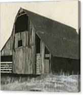 Prairie Overlook Canvas Print