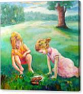 Prairie Prince Canvas Print
