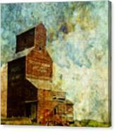 Prairie Times Canvas Print