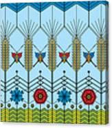 Prairie Wheat Canvas Print