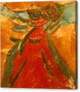 Praise God - Tile Canvas Print