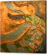 Praise Him - Tile Canvas Print