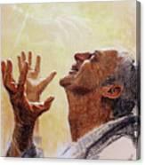 Praise. I Will Praise Him  Canvas Print