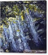 Prameny Svetla Canvas Print