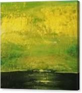 Prarie at Sunrise Canvas Print