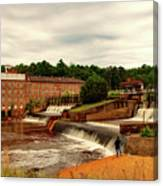 Prattville Alabama Canvas Print