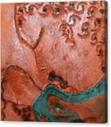 Prayer 41 - Tile Canvas Print
