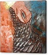 Prayer 7 - Tile Canvas Print