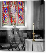 Prayers And Hope Canvas Print