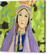 Prayers Of Love Canvas Print