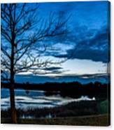 Pre-dawn Light Canvas Print
