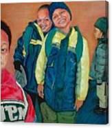 Pre-school Pre-you Canvas Print