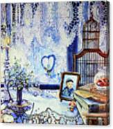 Precious Memories Canvas Print