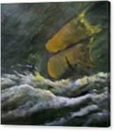 Premonition 1 Canvas Print