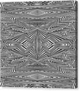 Preprogrammed Canvas Print