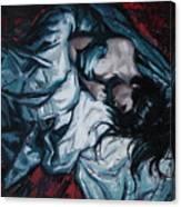 Presentiment Of Insomnia Canvas Print