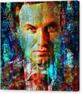 President Andrzej Duda Portrait Canvas Print