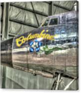 Presidential Aircraft - Lockheed Vc-121e Columbine Canvas Print