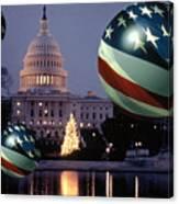 Presidential Balls Canvas Print