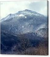 Presidential Mountain View Canvas Print