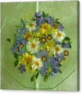 Pretty Flowers Canvas Print