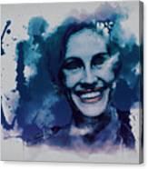Pretty Julia Canvas Print