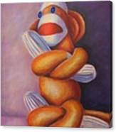Pretzel Canvas Print