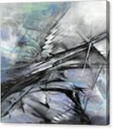 Primal Wave Canvas Print