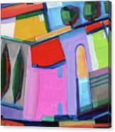 Primorski Pejsaz  15 Canvas Print