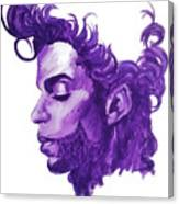 Prince-he Wasn't Finished Canvas Print
