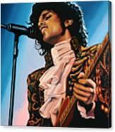 Prince Painting Canvas Print