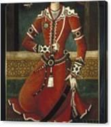 Prince Yahya Canvas Print