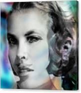 Princess Claudia Vinci Canvas Print