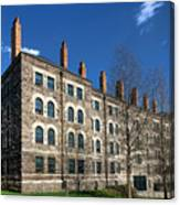 Princeton University Dod Hall Canvas Print