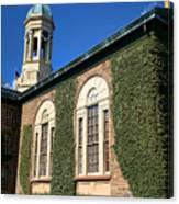 Princeton University Nassau Hall Cupola Canvas Print