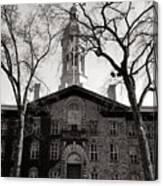 Princeton University Nassau Hall  Canvas Print