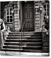 Princeton University Nassau Hall Tigers Canvas Print