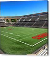 Princeton University Stadium Powers Field Canvas Print