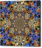 Prismatic Glasswork Canvas Print