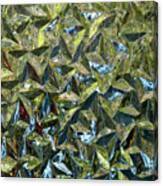 Prismic Sky Garden Canvas Print
