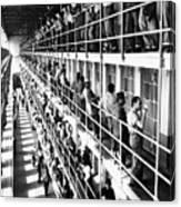 Prison: San Quentin, 1954 Canvas Print