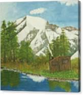 Private Cabin Canvas Print