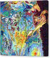 Private Desire Canvas Print