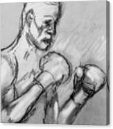 Prizefighter Canvas Print