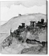 Proceno Italy Canvas Print