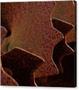 Profiles Canvas Print